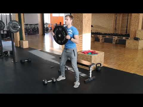 Shoulder plate rotation #Wagnerfit