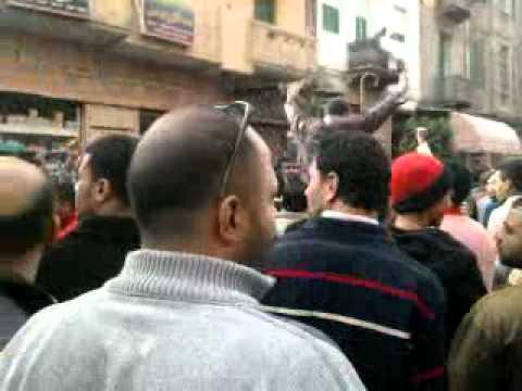 فرحة اهالي غيط العنب وكرموز بعودة رجال الشرطة في الاسكندرية