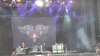 Steelheart - Blood Pollution/Livin' the Life (Live At Sweden Rock Festival 2018)