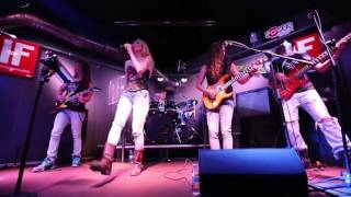 The Madcap Rock N Roll Revolution Live IF Performance Hall 02 06 2016
