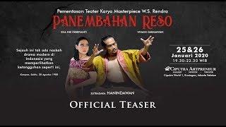 Panembahan Reso, Karya Masterpiece W.S. Rendra | Official Teaser - JPNN.com