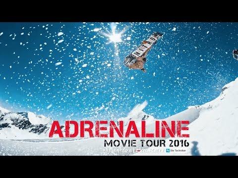 Adrenaline Movie Tour 2016 - TRAILER