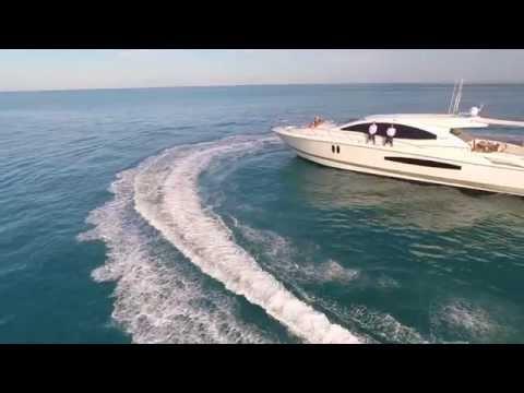 Y Charter - 75′ Lazzara LSX