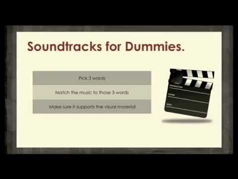 How to Get a Movie Soundtrack Right