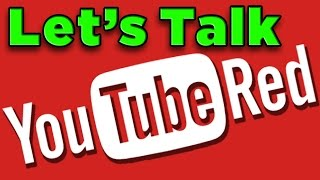 Honest Talk - YouTube Red