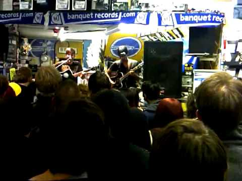 Saves The Day - Sell All My Old Clothes, I'm Off To Heaven. 24/11/11 Banquet Records Kingston UK. mp3