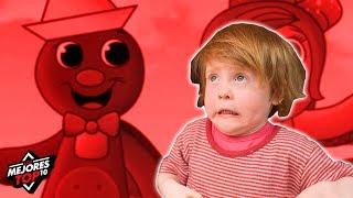 Canciones infantiles que dan mensajes que no son para niños