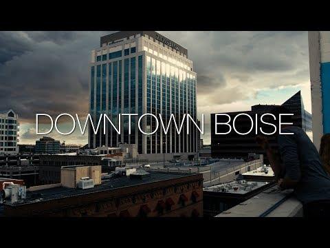 Downtown Boise - Panasonic GH4 | DJI Ronin S | 4K