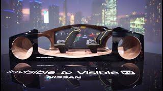 Nissan - vozila i tehnologije budućnosti predstavljeni na CES-u