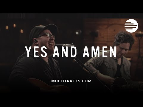 Yes and Amen - Chris McClarney (MultiTracks.com Sessions)