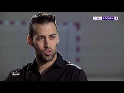 """Sergio: """"El momento crucial de mi carrera fue cuando Guardiola se cruzó en mi camino"""""""