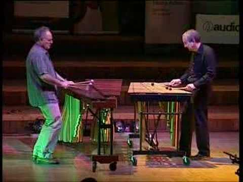 David Friedman & Dave Samuels on DrumFest in Opole