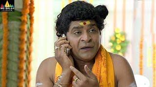 Brahmanandam and Ali Comedy Scenes Back to Back | Telugu Movie Comedy | Sri Balaji Video