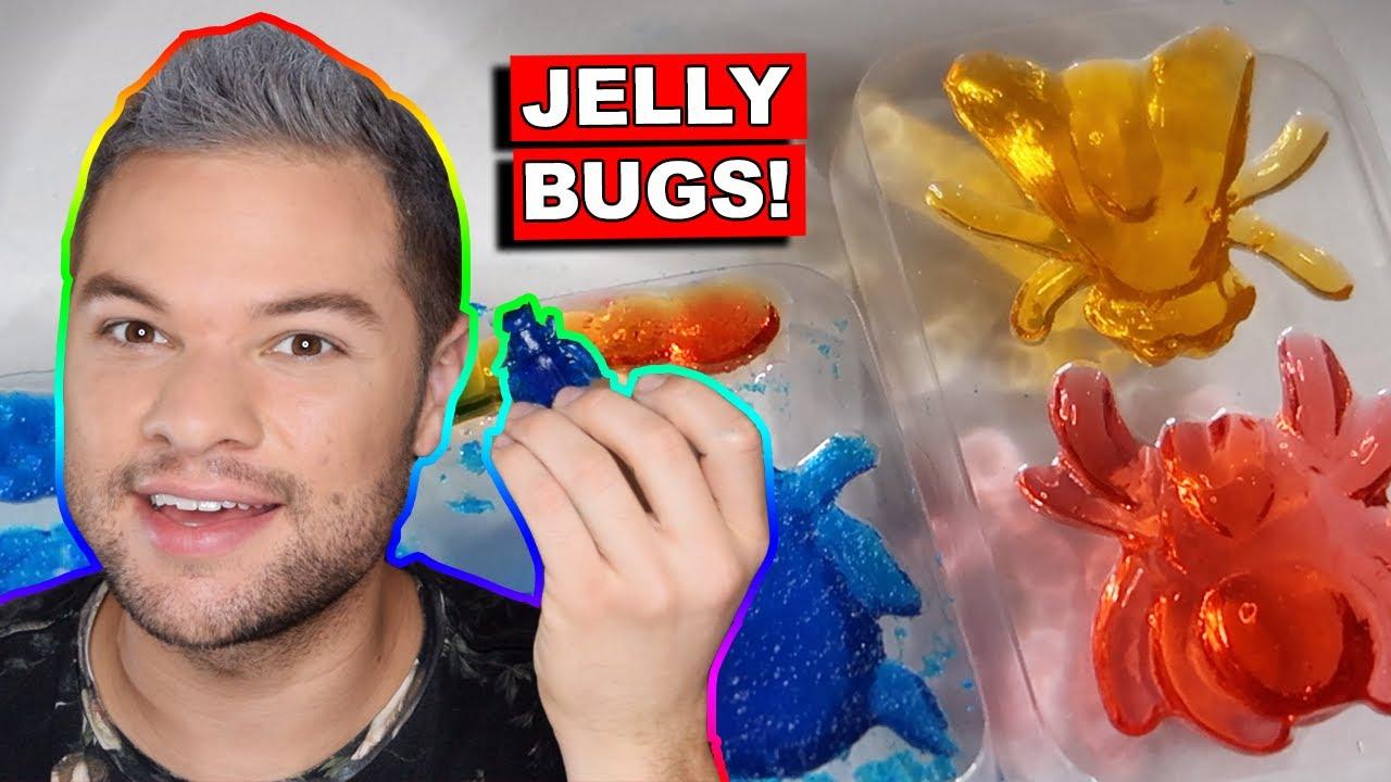 Scientific Explorer Gelly Wiggle Bugs