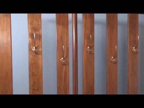 DIY Hallway Closet / Wardrobe. Closet Organizer