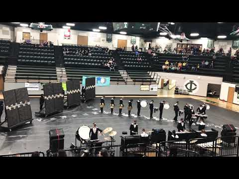 Fort Gibson Indoor Percussion 2019 ZipIt at Catoosa