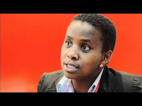 Phelisa Mangcu, Acting CEO of Johannesburg Tourism Company @ ITB Berlin 2012