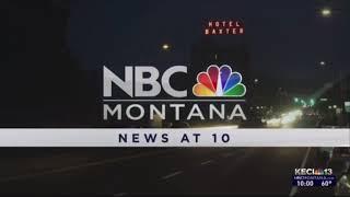 KECI/KTVM - NBC Montana News at 10 (Weekend) - Open September 13, 2020