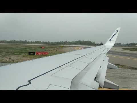 Volo Ryanair Partenza Da Aeroporto G.Marconi Bologna