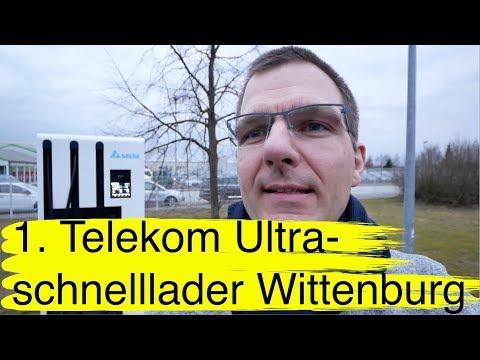 Kurzbericht vom Roadtripp: Kiel-Berlin-Kiel inkl. Ultraschnelllader der Telekom in Wittenburg