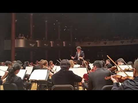 Beethoven's overture Leonore No. 3 .