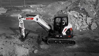 Next is Now: Bobcat R2-Series Compact Excavators