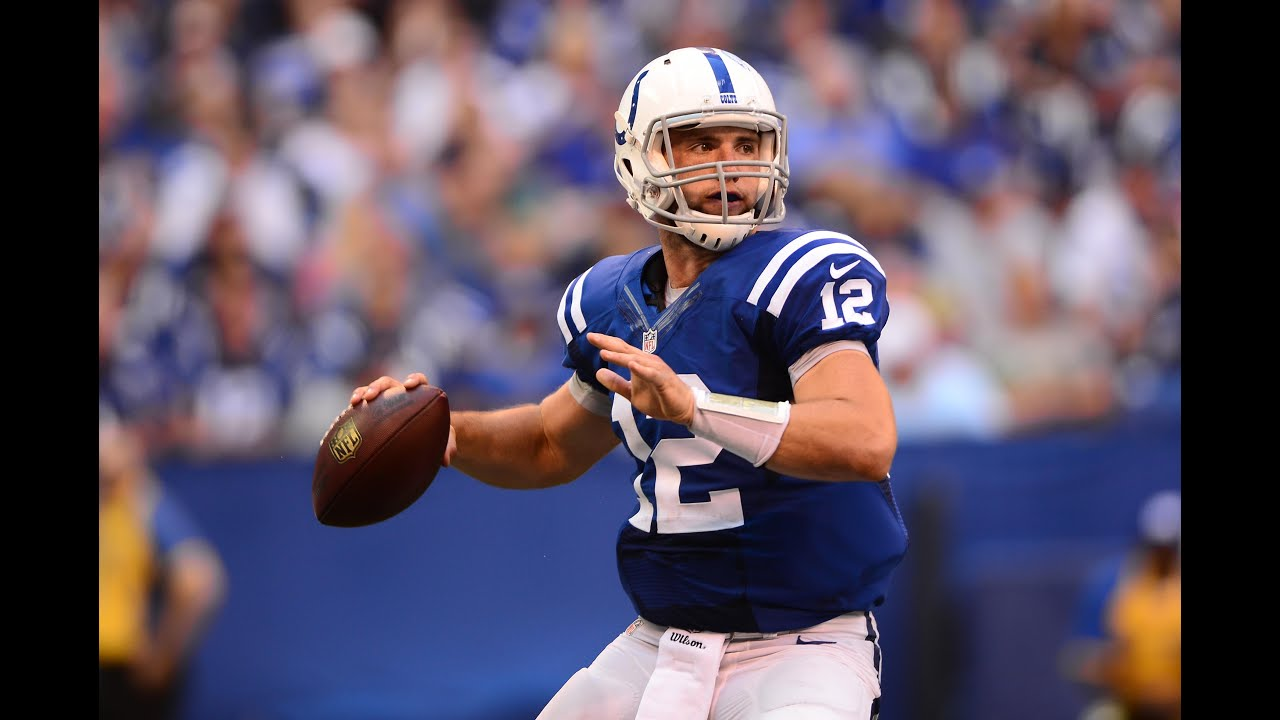 Andrew Luck 2012 2015 Highlights á´´á´°