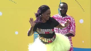 세계문화공연 Congo Folk Dance 콩고민주공화…