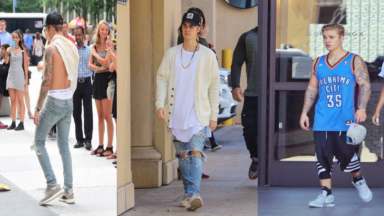 Justin bieber 2018 street style