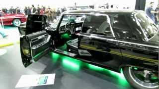1964 Chrysler Imperial - Green Hornet