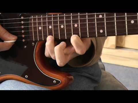 Cours de guitare - Metallica: solo de Enter Sandman (4/8) Partie A4