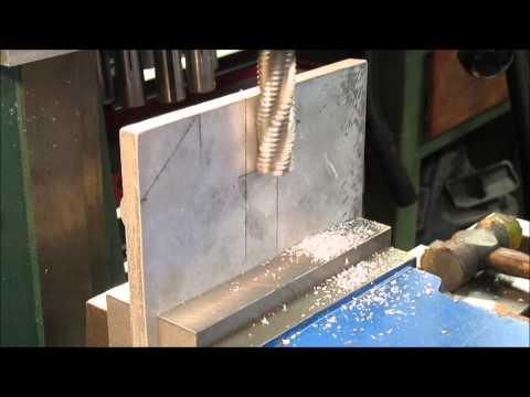Casting Larger Aluminum Grinder Rest Tables