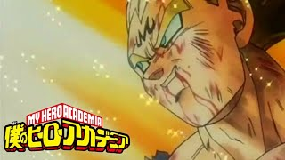 You say run goes with everything - Vegeta's sacrifice/Final atonement {DBZ}