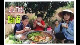 Lẩu Thái Dân Dã ăn Mừng chiến thắng đội tuyển Việt Nam