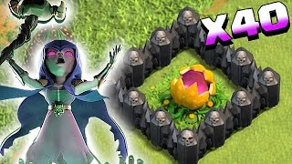 Clash Of Clans - NEW UPDATE!!! SCARY PUMPKIN (Halloween is here!!)