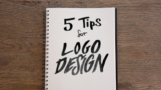 Top 5 Tips for Logo Designers