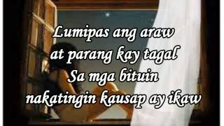I Believe - Jimmy Bondoc with lyrics