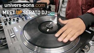 Meet UP Serato - DJ et DJ-CITY  Univers Sons