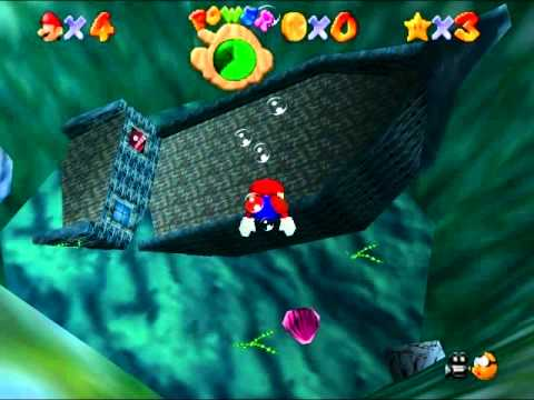 Jolly Roger Bay 10 Hours - Super Mario 64
