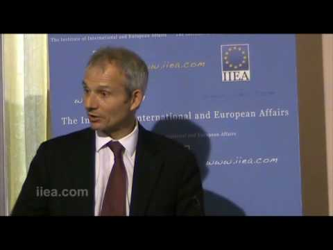 Minister David Lidington on UK Policy in Europe