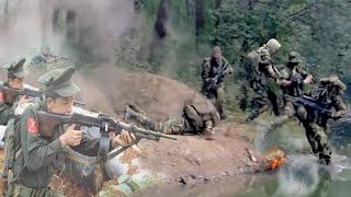 ทหารคะฉิ่นKIA/PDF ร่วมมือกันถล่ม ทหารพม่า/ ทหารพม่าเสริมทัพเข้าไปในรัฐคะฉิ่น 300 นาย