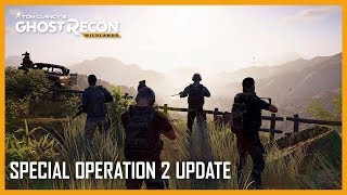Tom Clancy's Ghost Recon Wildlands: Special Operation 2 Update | Trailer | Ubisoft [NA]