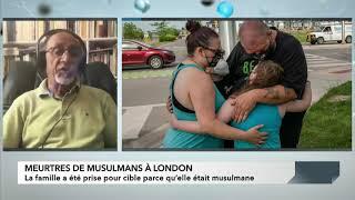 Réaction à l'attentat meurtrier anti-musulman de London en Ontario