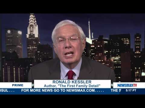 Newsmax Prime | Ronald Kessler discusses what kind of president Donald Trump would be