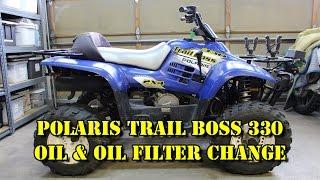 Polaris 250 Trail Boss ATV 1989 89 2wd air box cleaner intake duct tube