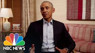 Obama, Pence Hold Dueling Georgia Rallies As Runoff Election Nears | NBC News NOW