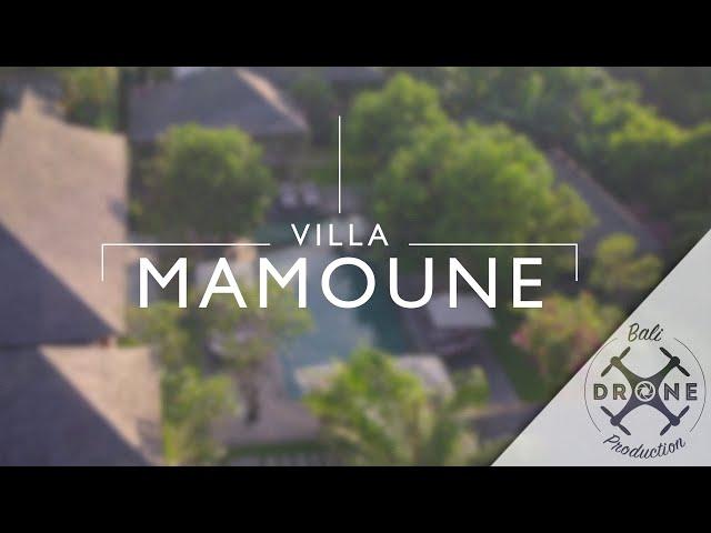 Villa Mamoune - Umalas - Bali