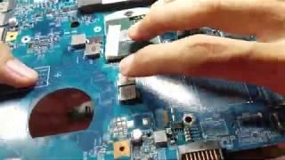 Cần câu kiếm cơm với IT kỹ thuật. Tách chạm nguồn Laptop căn bản.