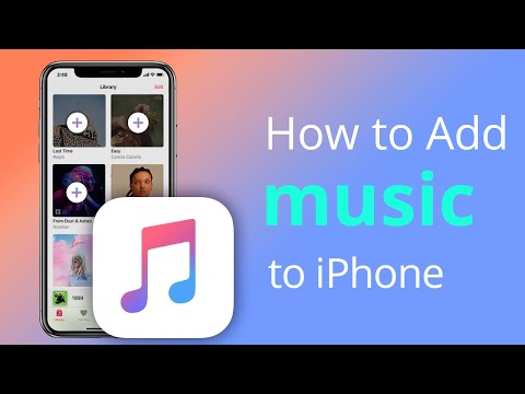 How To Transfer Music From Computer To IPhone/iPod (iPhone 11 Supported)