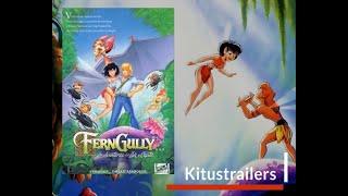 Ferngully : Las Aventuras de Zak y Crysta Trailer